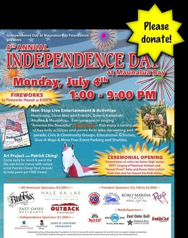 Hawaii Kai's Fourth of July Celebration (1/2)