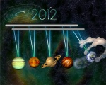 2012 Planets. Image courtesy
