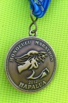 Inaugural Hapalua Finisher's Medal