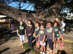Koko Head Elementary's Speech Festival Participants.