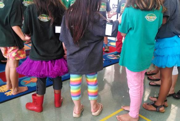 Kinder Microfashion statements.